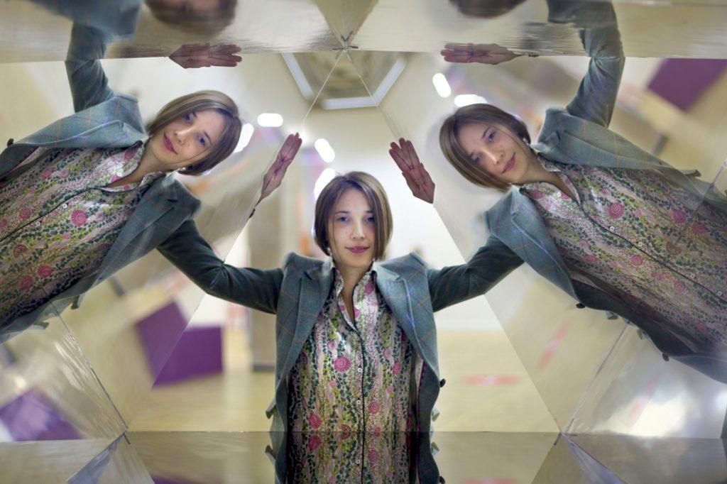 Kaleidoscope interior