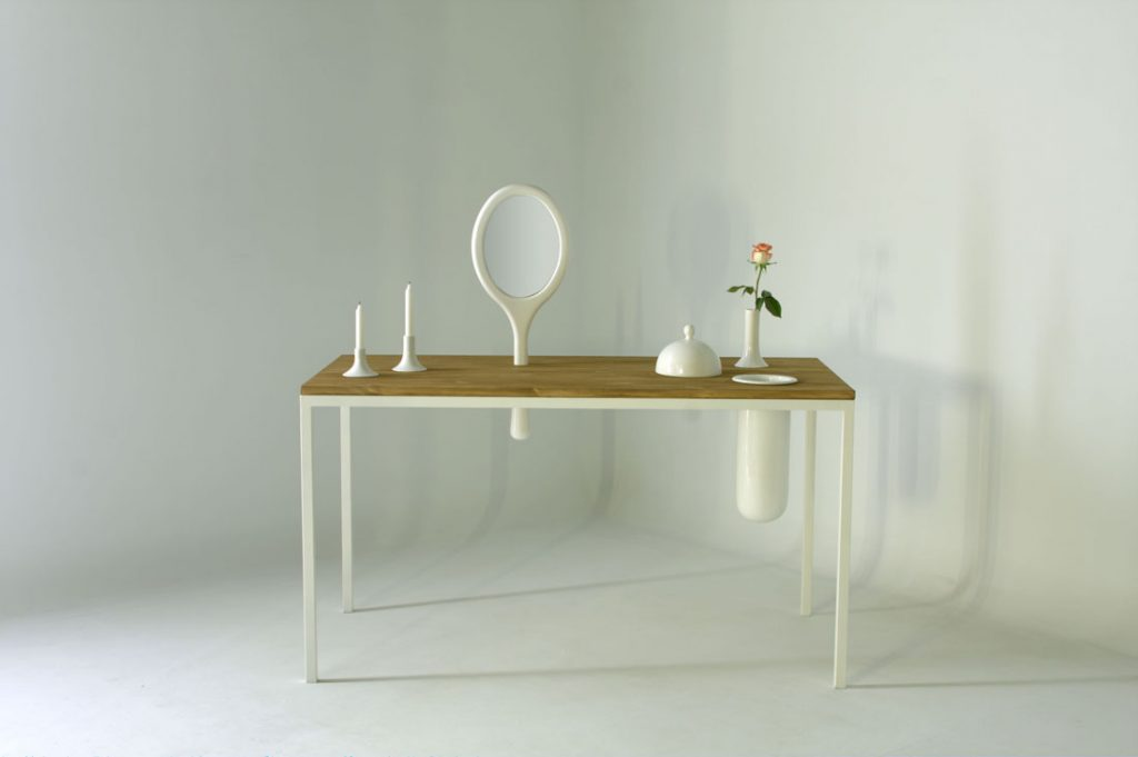 Plug-In Dressing table